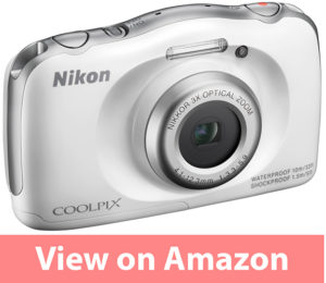 Nikon Coolpix S33 Product Review