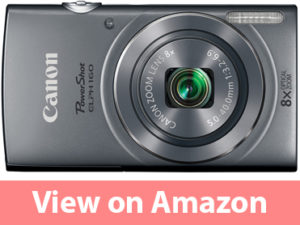 Canon Powershot ELPH 160 Reviewed Best Compact Camera Under $200