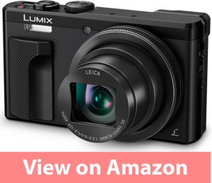 Panasonic Lumix DMC-ZS60 Best Compact Camera for Video
