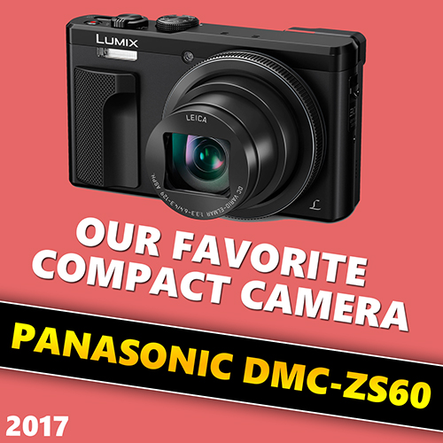 voted best point and shoot camera for 2017 panasonic lumix dmc-zs60