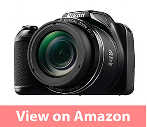 photo of the nikon coolpix l340 for our review