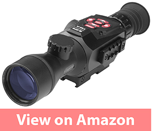 our review of the atn x-sight ii 3-14x night vision rifle scope