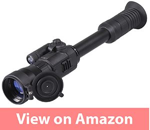 night vision scope review of the Sightmark Photon XT 4.6x42S