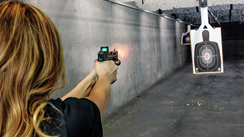 top tips for first time shooters at the shooting range